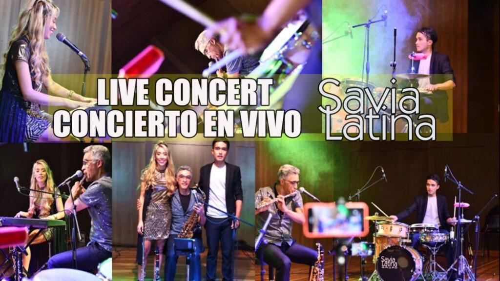 Músicos en Colombia - Savia Latina