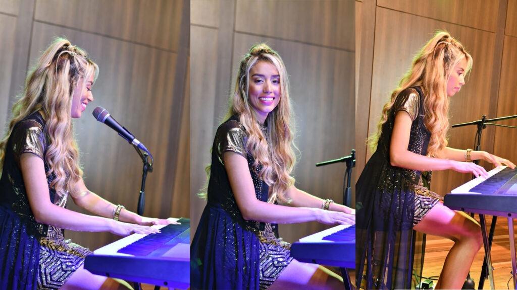 Pianista en Medellín - Sara Sierra SAVIA LATINA