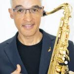 Saxofonista en Llanogrande